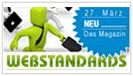 Webstandards Magazin