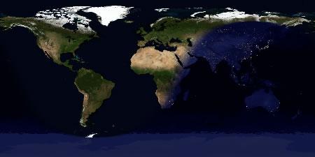 Wallpaper Desktop Earth