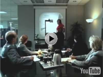 Seite mit Video 'Office Linebacker' aufrufen