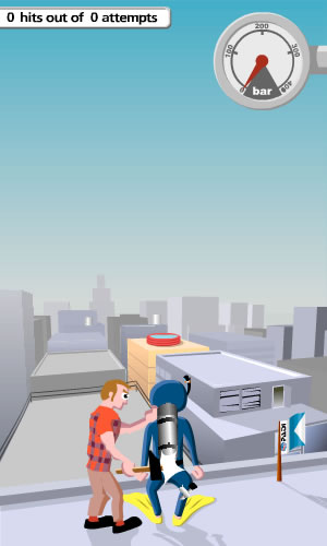 Screenshot Skydiver