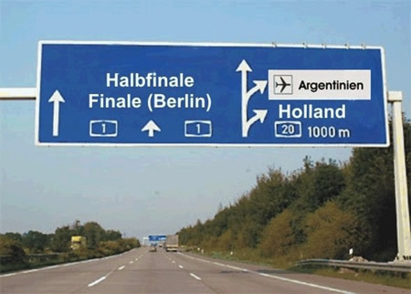 Der deutsche Weg ins Finale