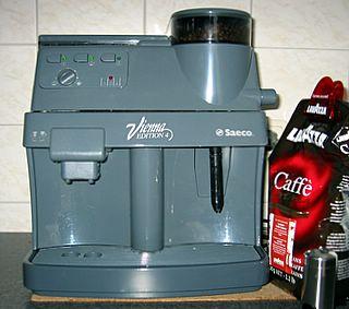 Meine Kaffeemaschine
