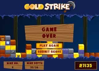 'Goldstrike' spielen (Flash erforderlich)