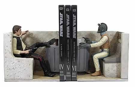 'Star Wars'-Buchstütze